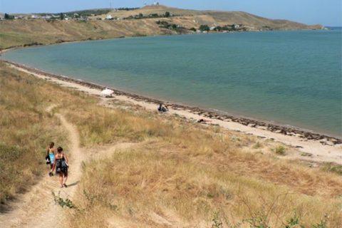 Отдых в Подмаячном, Крым