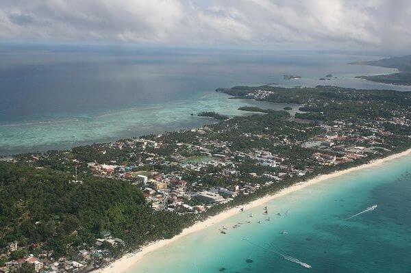Отдых на острове Боракай