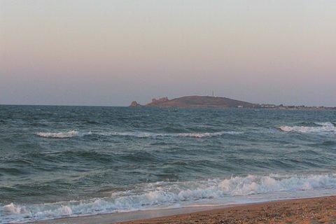 Пляжи Курортного (Керчь)