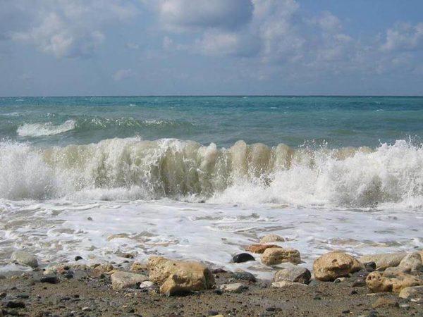 Отдых на мысе Фиолент в Крыму