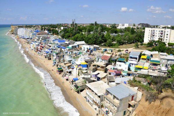отдых в Крыму Кача
