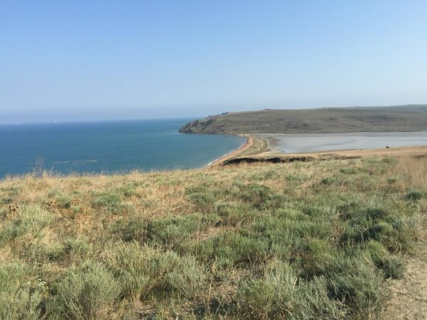 Отдых в Набережном и Заветном, Крым