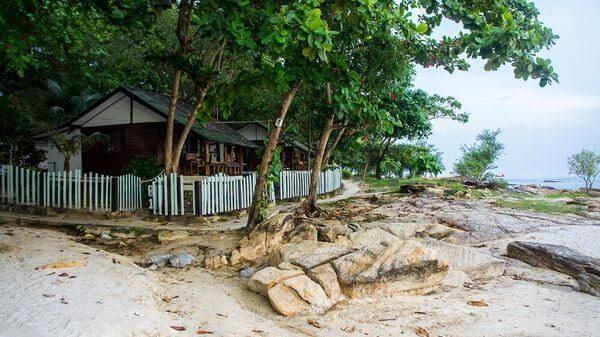 Остров Самет: отдых