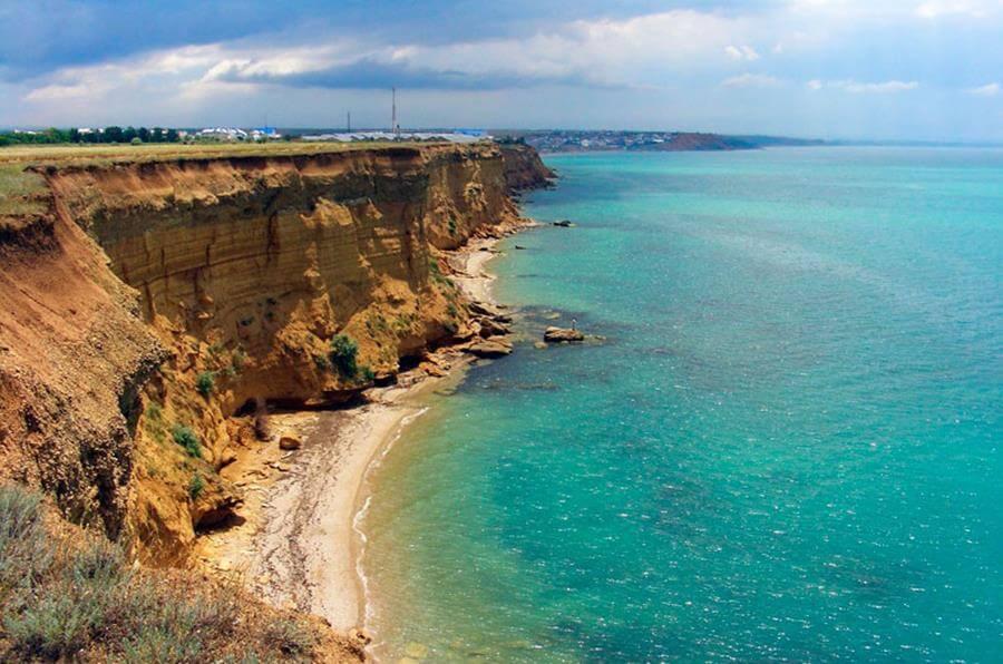 Отдых в Орловке, Крым