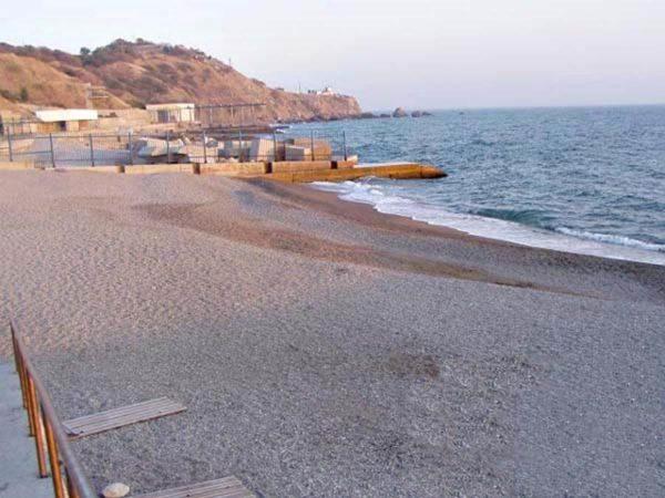 Отдых в Понизовке, Крым
