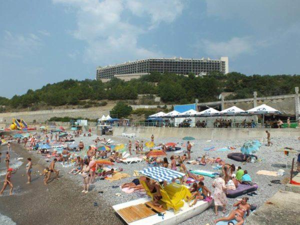 Отдых в Кацивели, Крым