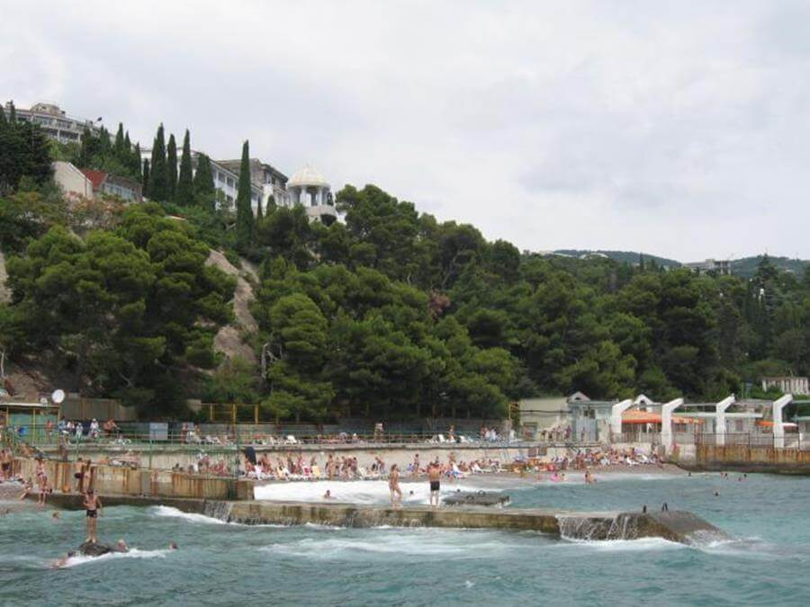 Отдых в Крыму в июне