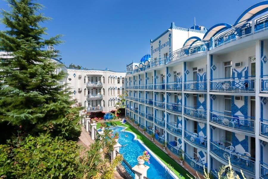 Отдых в Крыму: санатории и пансионаты