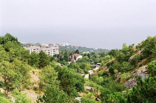Отдых в Кореизе, Крым