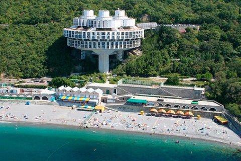 Отдых в Ореанде, Крым