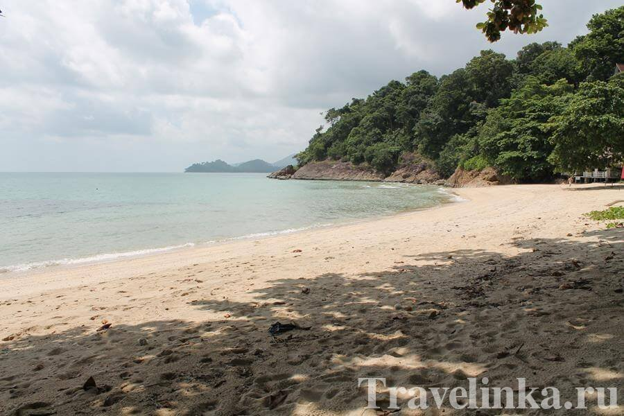 остров Ко Чанг Таиланд