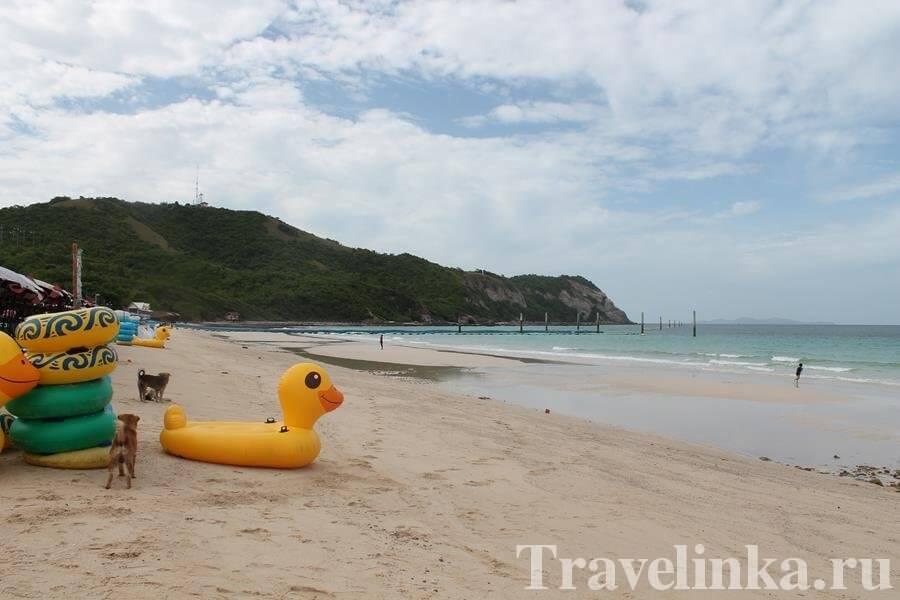 Пляж Самае