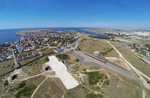 Отдых в Казачьей бухте