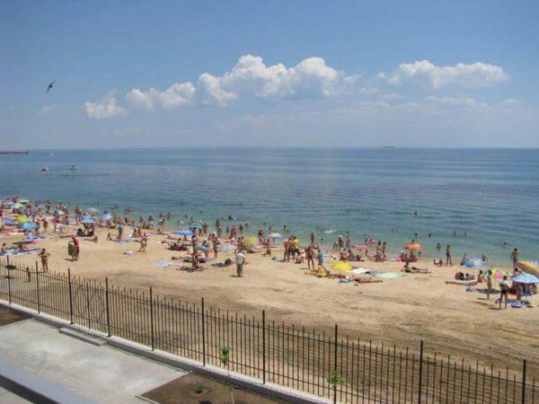 Пляжи города Феодосии
