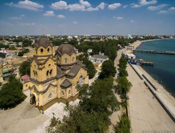 куда отдыхать в Крыму