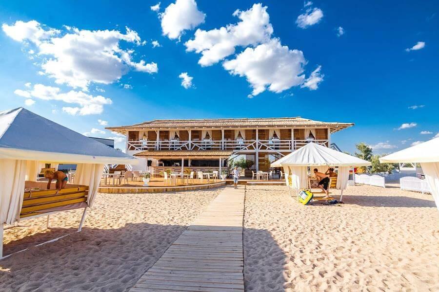 Лучшие курорты Крыма для отдыха
