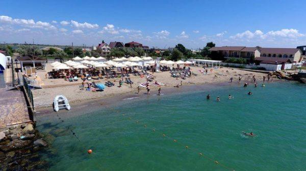 отдых в Крыму Евпатория