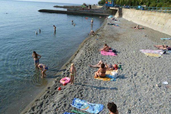Малый Маяк Крым отдых
