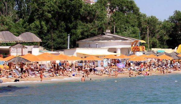 Пляж «Первый городской»