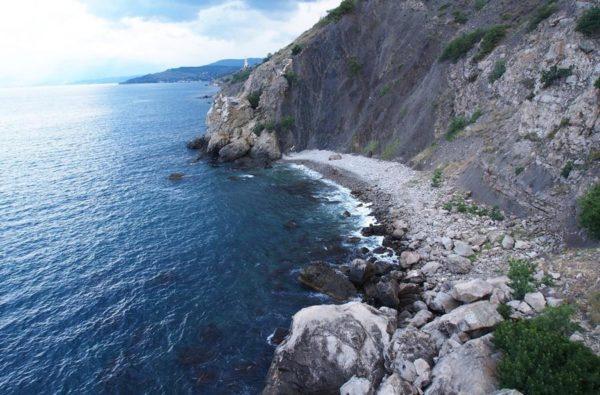 пос Рыбачье Крым