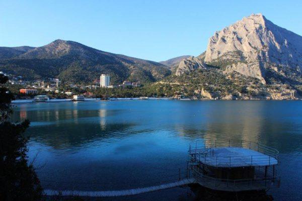 отдых в Новом Свете в Крыму