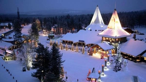 Новый Год Финляндия цены