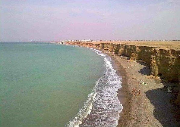 Пляжи Фрунзе