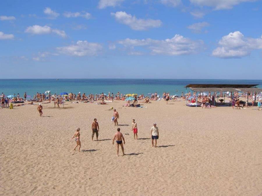 саки пляж