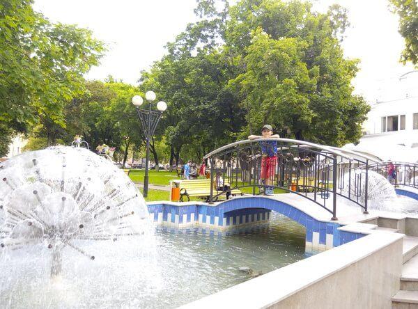 отдых в Белгороде