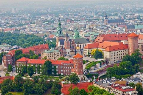 Краков, Польша -дешевый город Европы