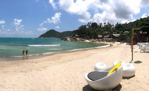 лучшие пляжи Пангана