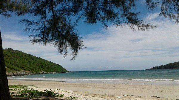 пляж Танцующей Девушки Паттайя