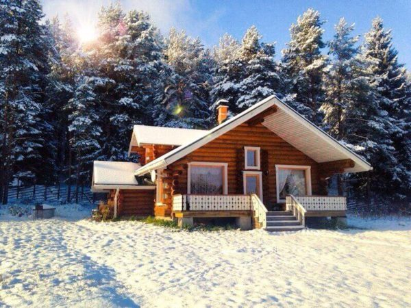 отдых в Карелии на Новый Год