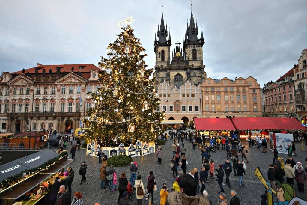 Когда отдыхать в Чехии