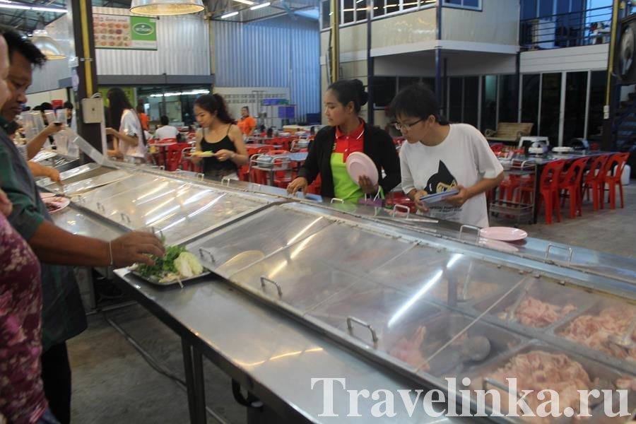 Тайская жаровня «КенгМуукатха»