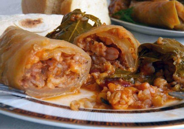 Что отведать вегетарианцам на Южном Кавказе