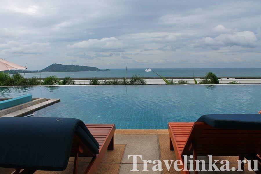 отель Centara Blue Marine Resort