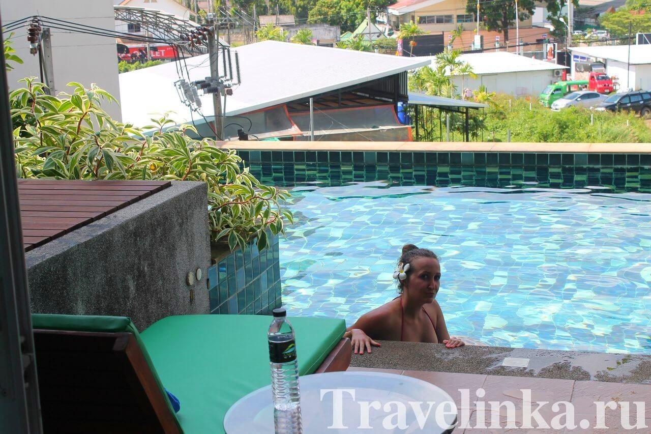 Отель Andakira hotel Пхукет 4 звезды