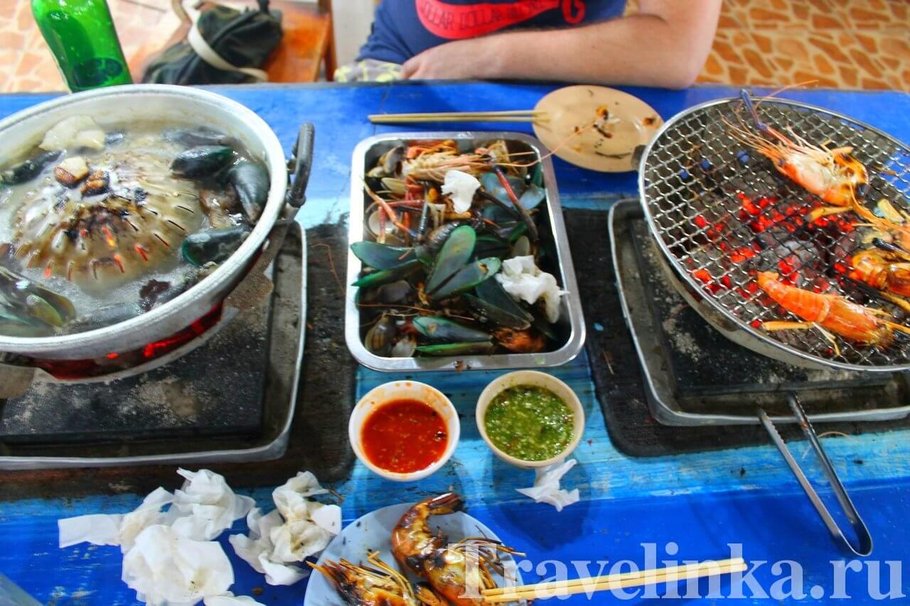 Khon Kaen Buffet BBQ – безлимитный буфет на Патонге