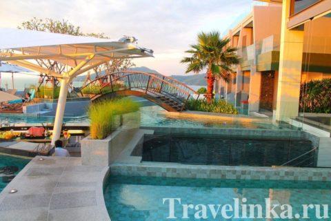 crest resort pool villas 5 отзывы
