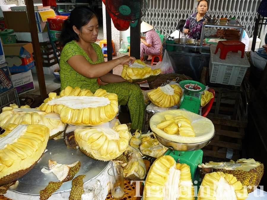 Какие фрукты растут в Таиланде