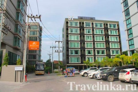 отель Beston Pattaya
