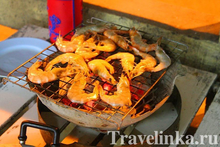Тайский буфет на пхукете карон