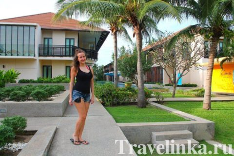 Centra Coconut Beach Resort Samui отзывы