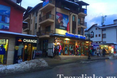 Банско в Болгарии
