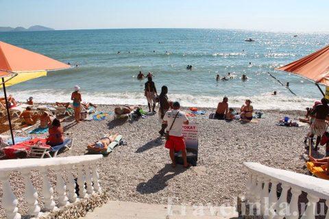 где самый дешевый отдых на Черном море