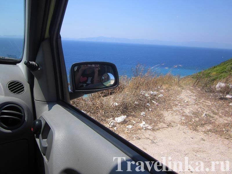 Родос на машине: что посмотреть самостоятельно