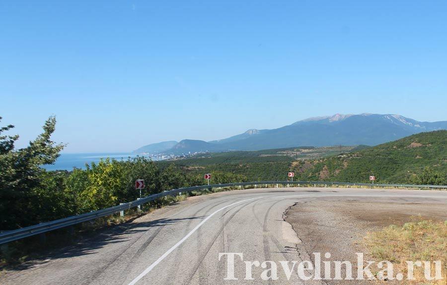 дорога Крым