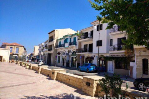туры на Кипр с детьми