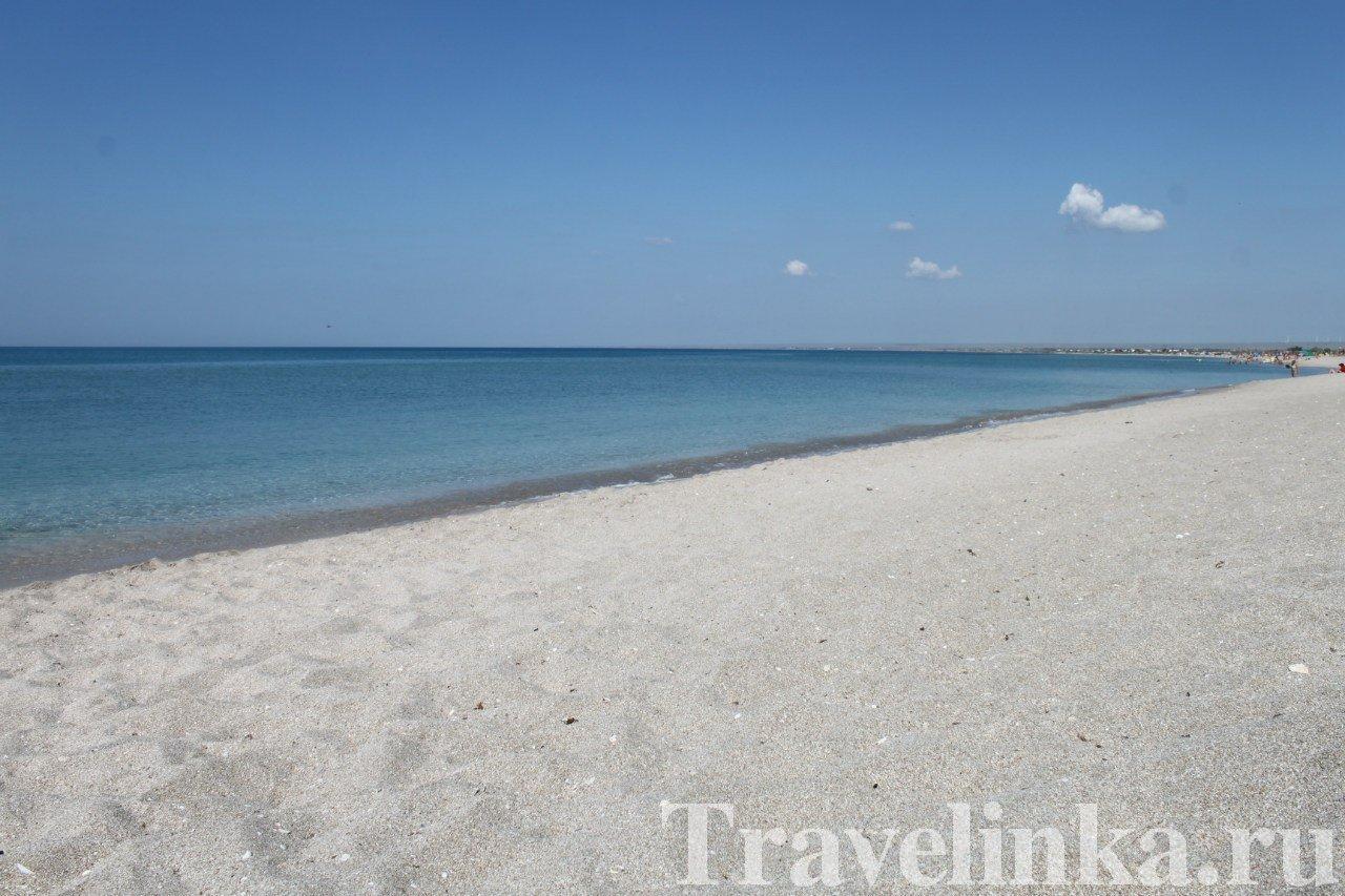 Отдых в Черноморском, Крым